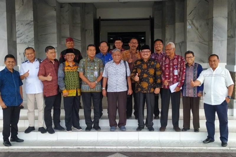 Perda RTRWP Kalteng jadi referensi DPRD Lampung