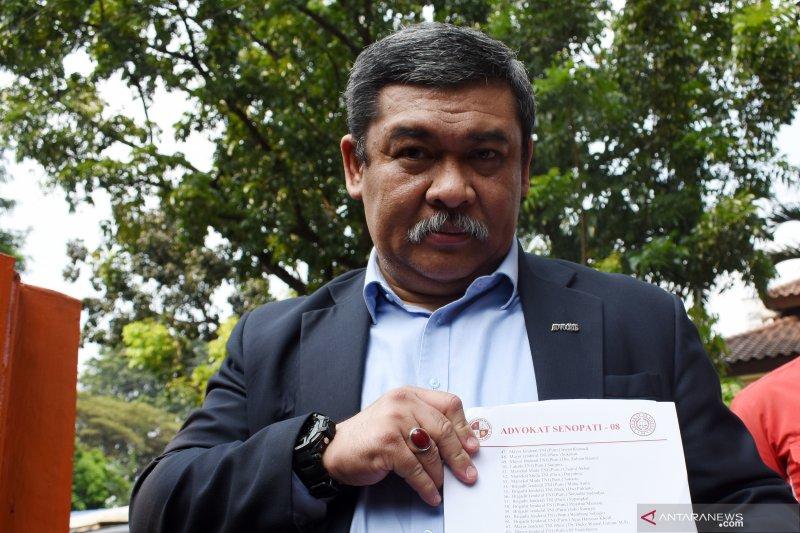 Mayjen TNI (Purn) Soenarko pesan ke Kivlan untuk hati-hati berbicara