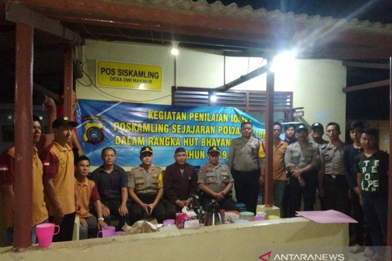 Warga Banjarnegara diminta aktifkan siskamling