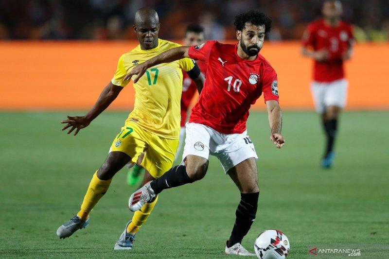 Mohamed Salah disiapkan untuk timnas Mesir ke Olimpiade Tokyo