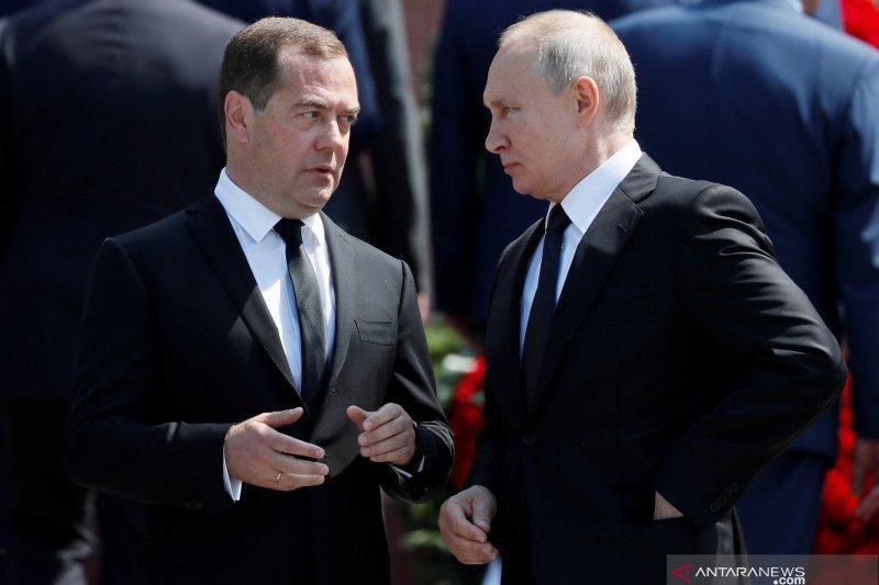 PM Rusia mundur terkait rencana Putin mengubah konstitusi