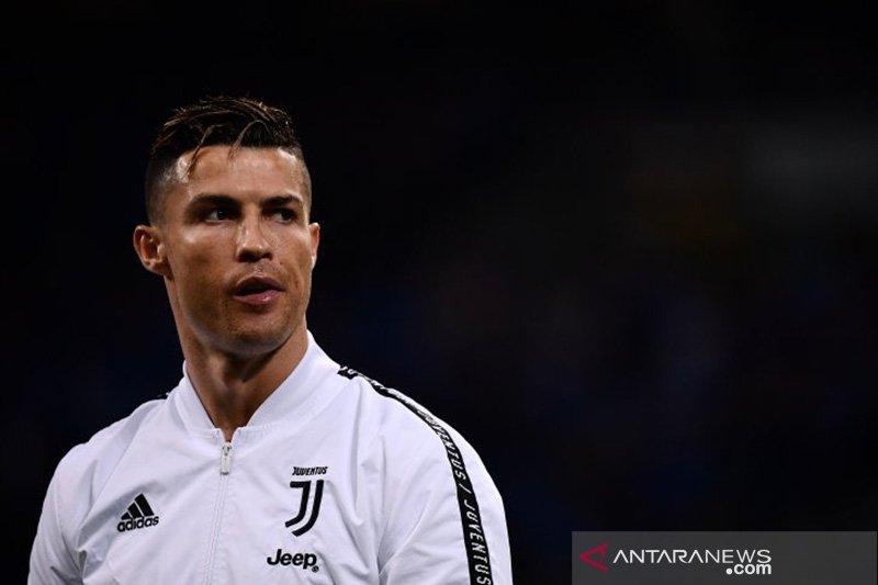Diduga lakukan pemerkosaan, Ronaldo bebas dari tuntutan hukum