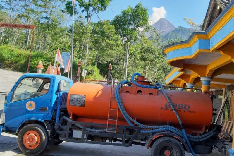 800 tangki air bersih untuk antisipasi kekeringan di Klaten