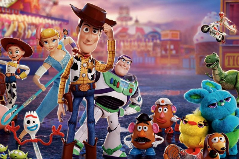 'Toy Story 4' atau 'Annabelle' yang berhasil puncaki box office