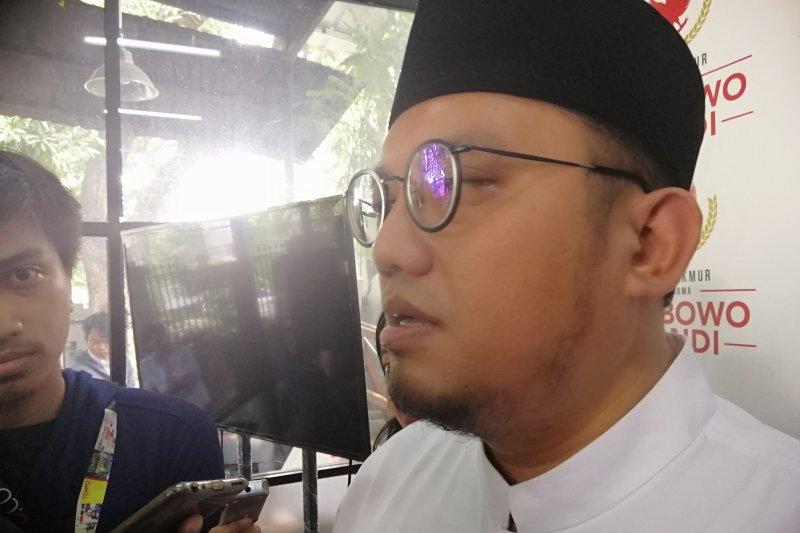 Jubir Gerindra bantah Prabowo minta jatah tiga menteri di kabinet