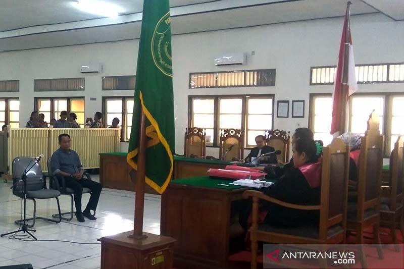 Kasus mafia bola, Direktur Penugasan Wasit PSSI dituntut 1,5 tahun penjara