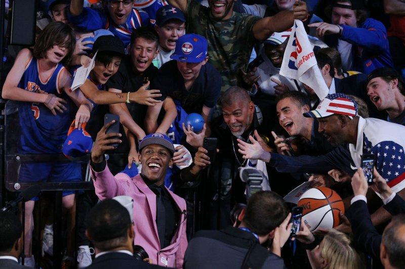 Knicks didenda 50 ribu dolar AS karena larang wartawan hadiri jumpa pers