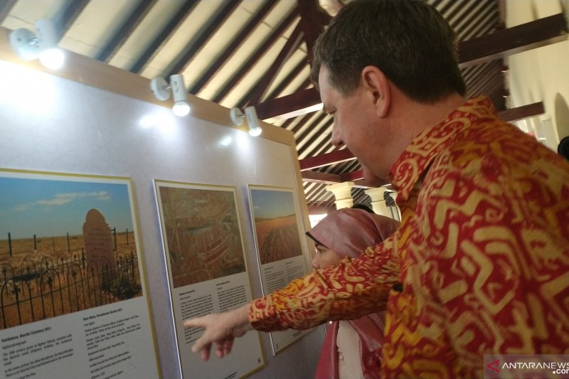 Potret peradaban Islam Australia warnai festival di Makassar