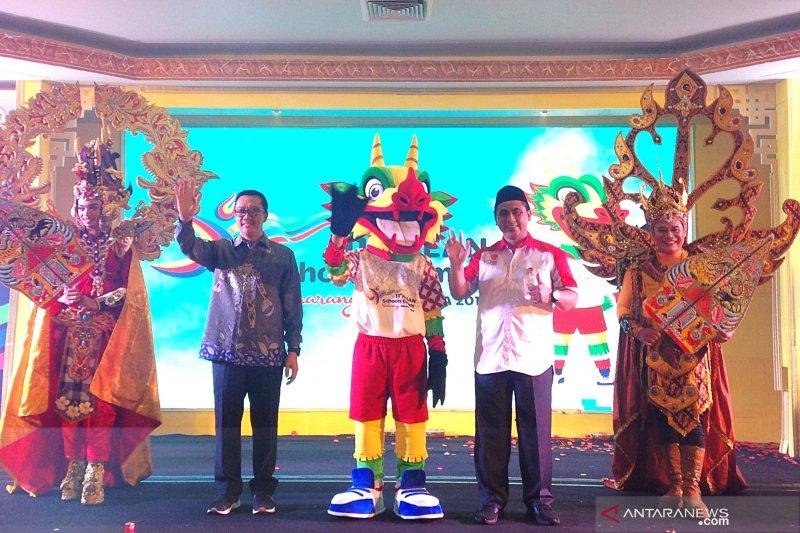 Maskot ASEAN School Games ke-11 diluncurkan