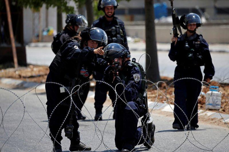 Tentara Israel tembak gerilyawan Palestina di perbatasan Jalur Gaza
