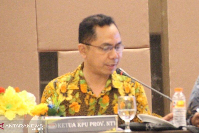 KPU minta daerah siapkan rancangan anggaran Pilkada 2020