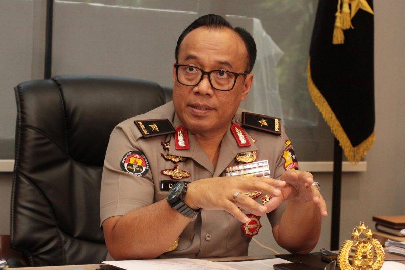 Densus usut sumber pendanaan Jamaah Islamiyah