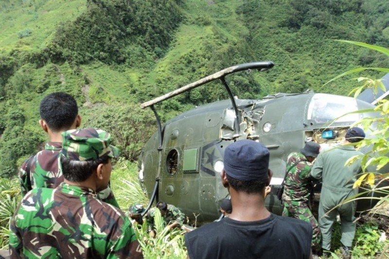 Kapendam XVII Cenderawasih: tidak ada helikopter yang ditembak KKSB