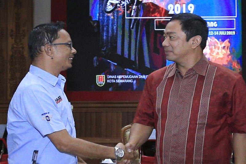 Harga tiket MXGP kemahalan, Wali Kota Semarang: Turunkan