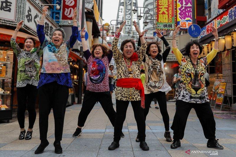 Pandemi virus corona tingkatkan krisis demografi di Jepang