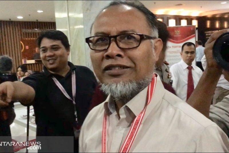 Sidang MK, kuasa hukum 02 temui Prabowo-Sandiaga malam ini