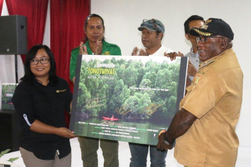 Wali Kota Jayapura apresiasi film Tonotwiyat angkat kearifan lokal