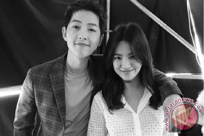 Song Joong-Ki dan Song Hye-Kyo resmi cerai, ini pernyataannya
