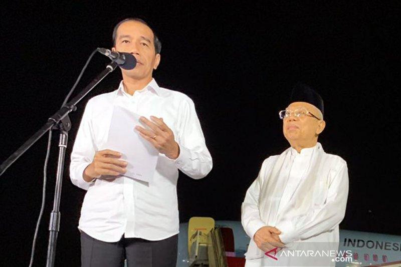 Jokowi-Amin perlu rekonsiliasi dengan Prabowo-Sandi