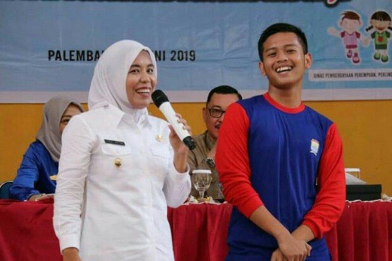 Pemkot Palembang ajak forum  anak edukasi perlindungan