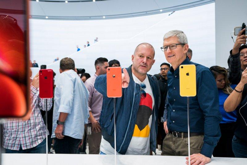 Desainer iPhone mundur dari Apple