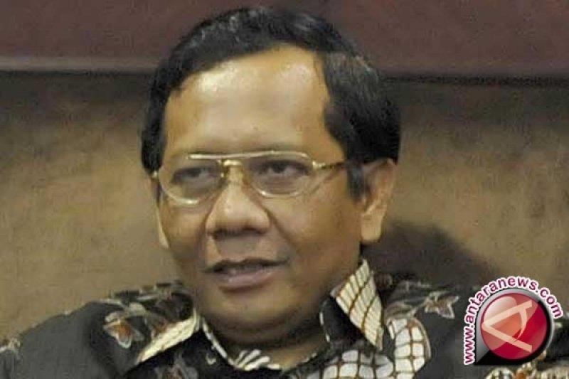 Mahfud: tidak ada upaya hukum lain setelah putusan MK