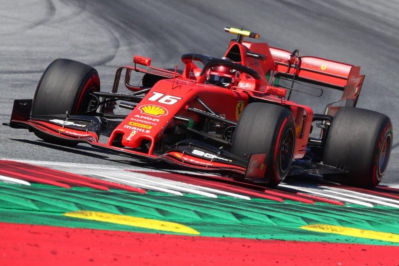 Leclerc tampil tercepat, Bottas tabrak pembatas di FP2 GP Austria