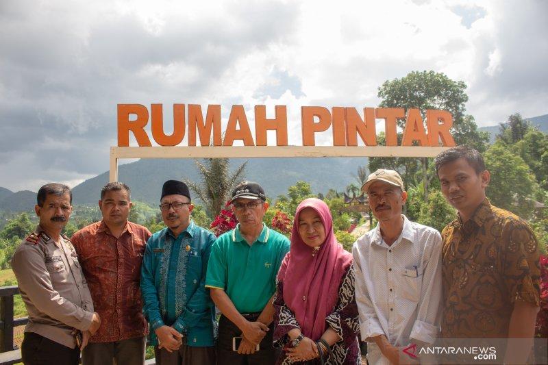 Meninjau Kampung Iklim di Jorong Tabek Hiliran Gumanti Kabupaten Solok