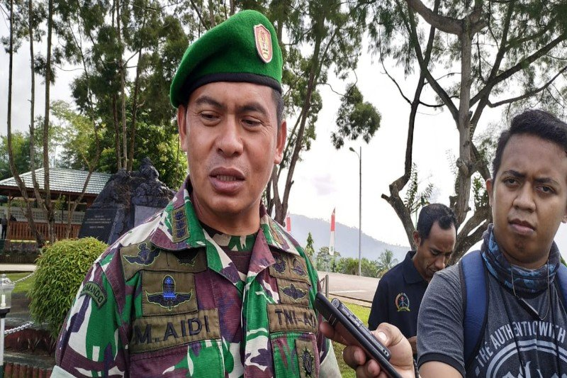 Heli MI 17 milik TNI AD hilang kontak setelah kirim logistik ke Okbibab