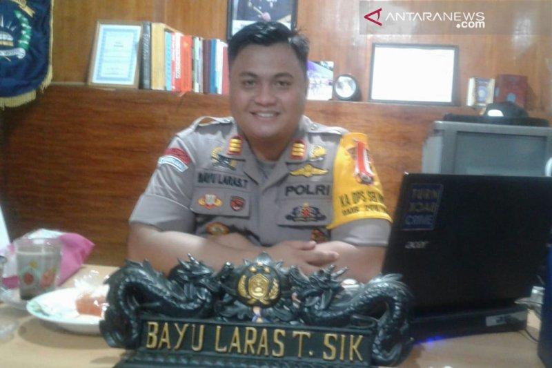 Polisi jamin keamanan penumpang di Pelabuhan Murhum Baubau