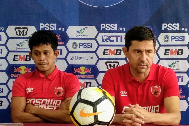 Pelatih PSM puji Bayu Gatra jelang lawan Madura United
