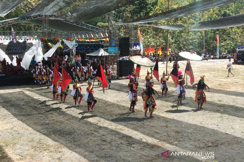 DIY mengenalkan seni budaya melalui Festival Reog dan Jathilan (VIDEO)