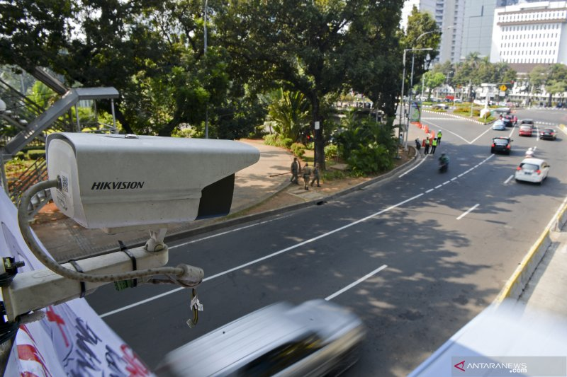 Polisi butuh empat hari terbitkan surat tilang elektronik