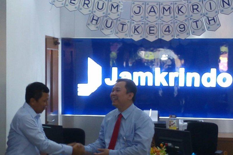 Jamkrindo-Jamkrida Sumsel sinergi jamin KUR