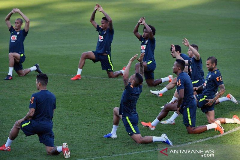 Prediksi laga Brasil vs Argentina, trauma Mineirazo dan penantian