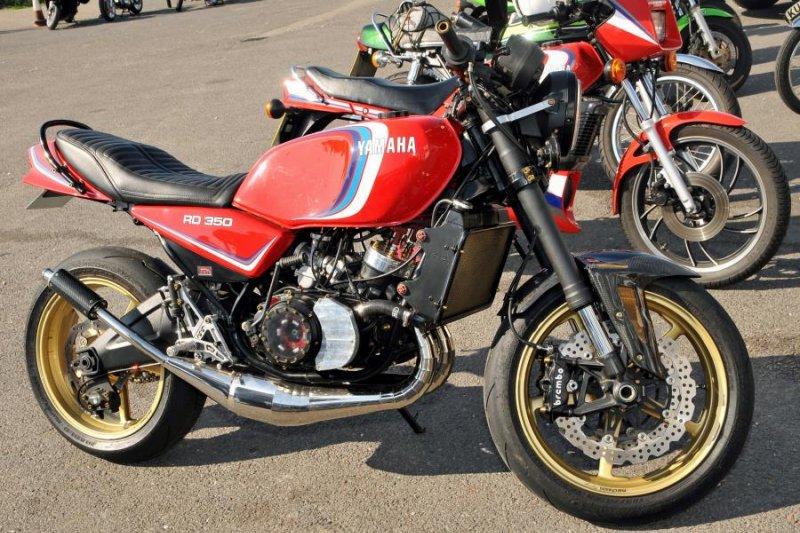 Michelin Buka Kompetisi Modifikasi Sepeda Motor