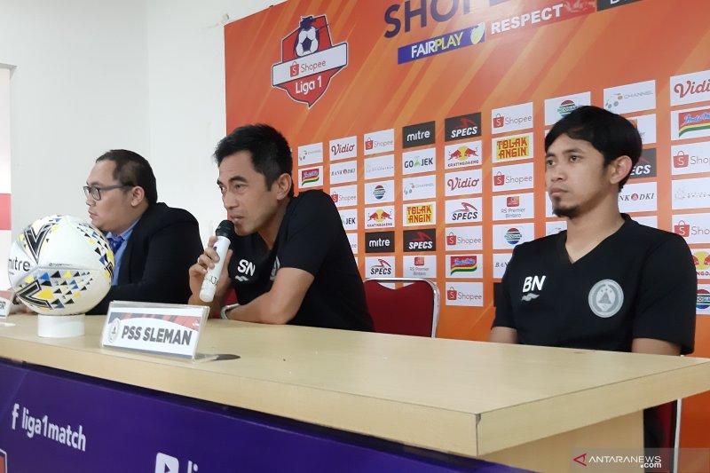 PSS Sleman waspadai kebangkitan Persija di bawah pelatih baru