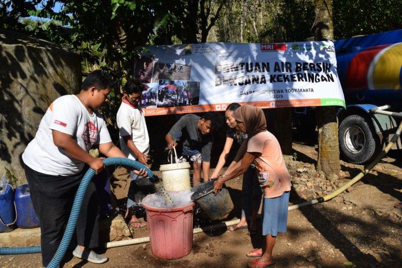 ACT targetkan 500 tangki air bersih untuk masyarakat Gunungkidul