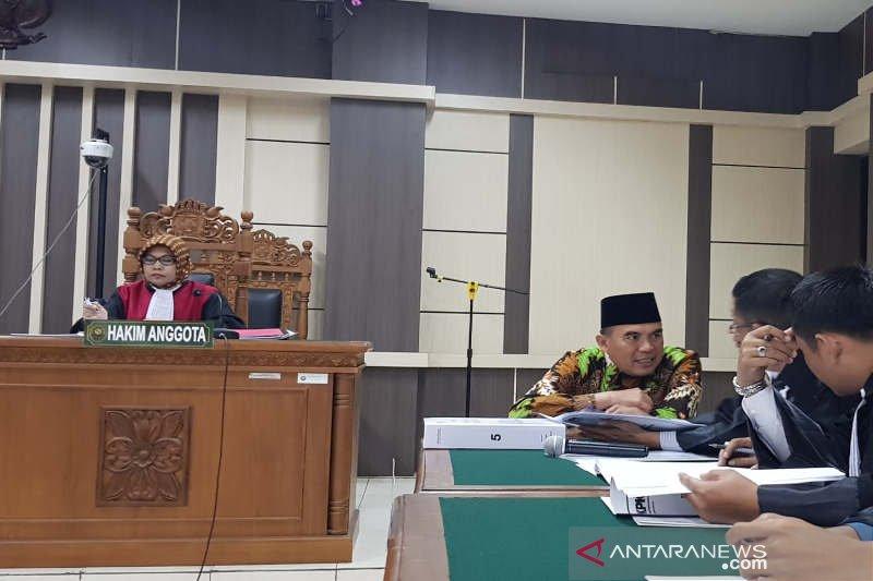 Terungkap, kebutuhan dana akreditasi PN Semarang di sidang suap hakim