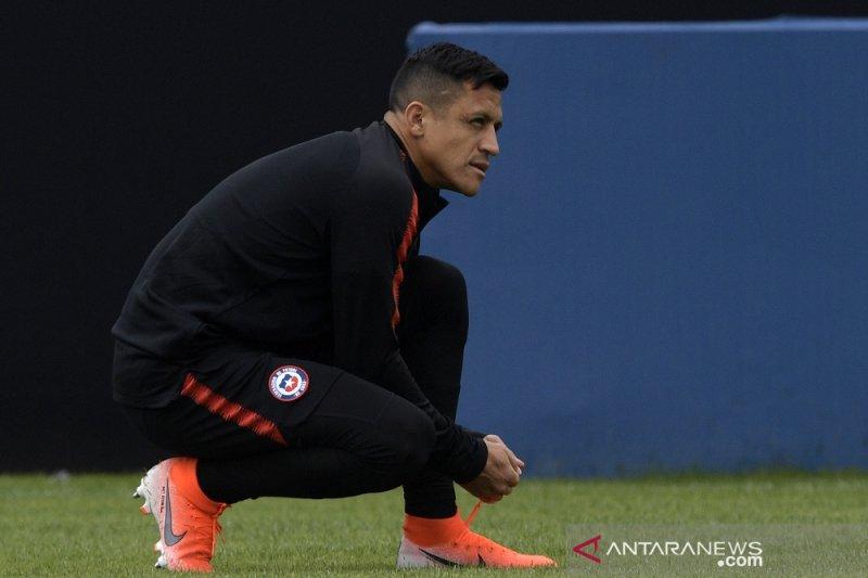 Alexis Sanchez ogah kembali ke MU