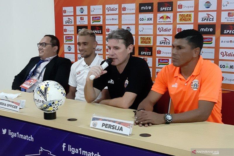 Pelatih Persija: Kami fokus dulu hadapi Borneo lalu pikirkan Persib