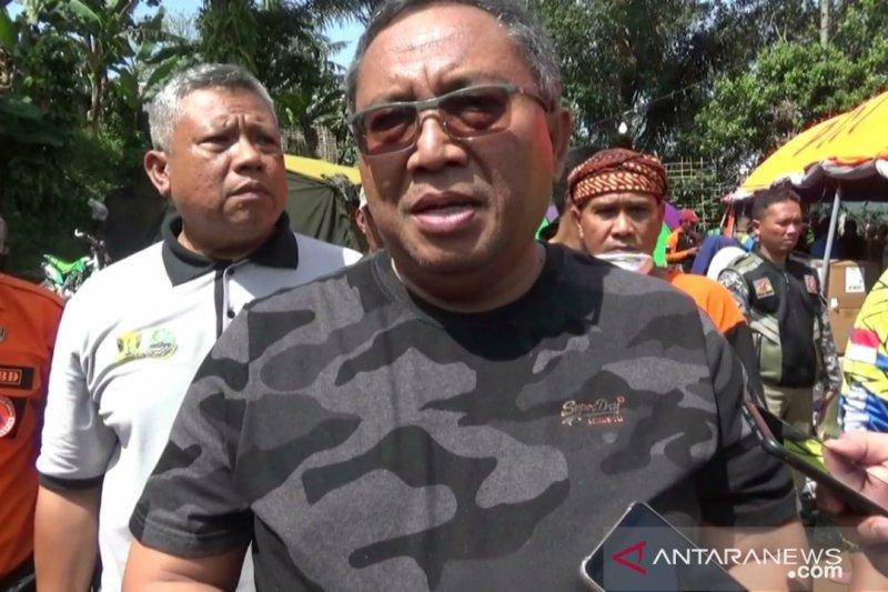 Bupati Sukabumi ingin kantor pemerintahan pindah ke Palabuhanratu