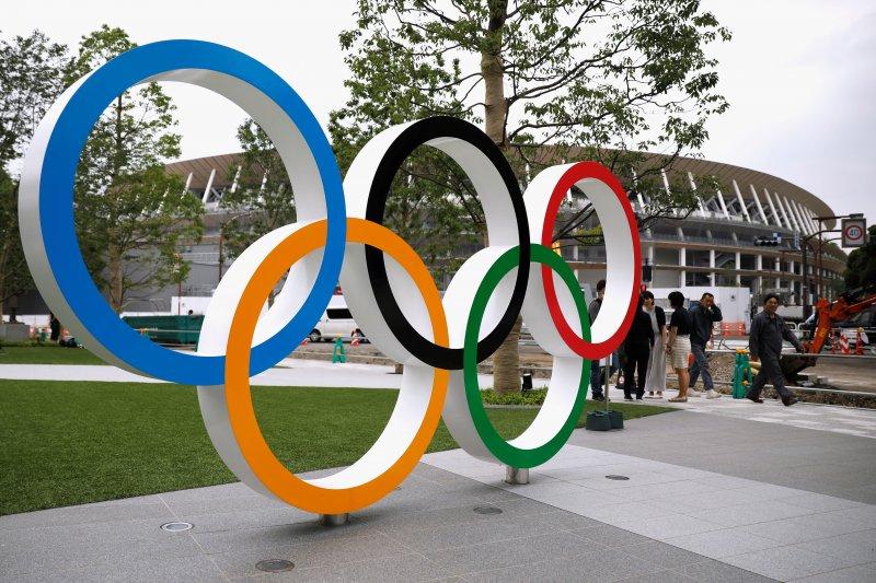 Stadion Olimpiade Tokyo menggelar kejuaraan atletik pada Agustus