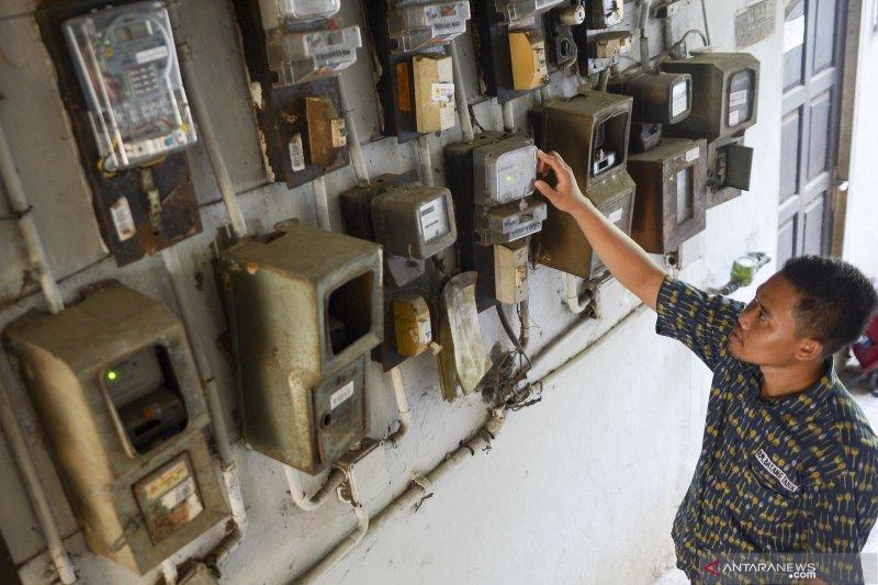 Tarif listrik dipastikan tidak naik, besarannya masih sama dengan 2017