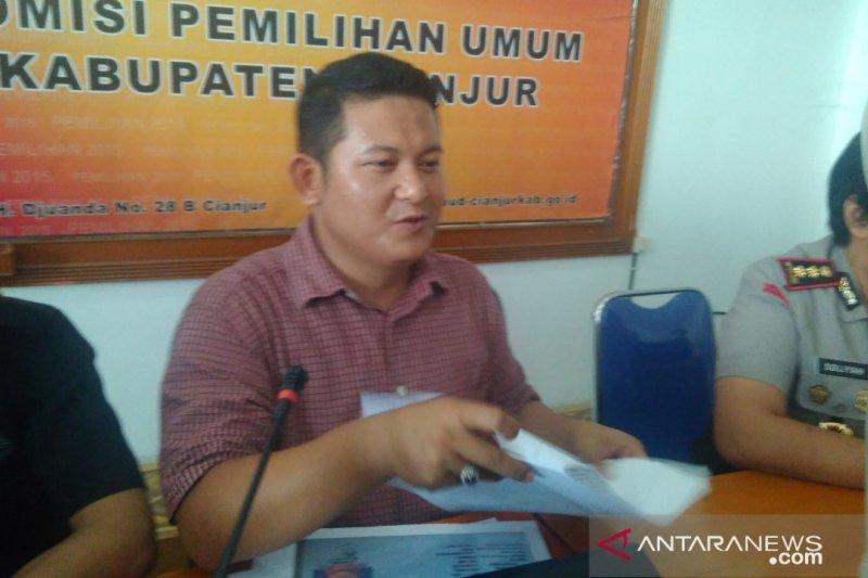 Penetapan anggota DPRD Cianjur terpilih terbentur BRPK MK