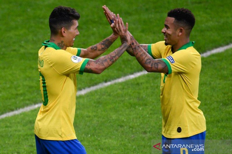 Gabriel Jesus dilarang bela timnas Brasil dua bulan