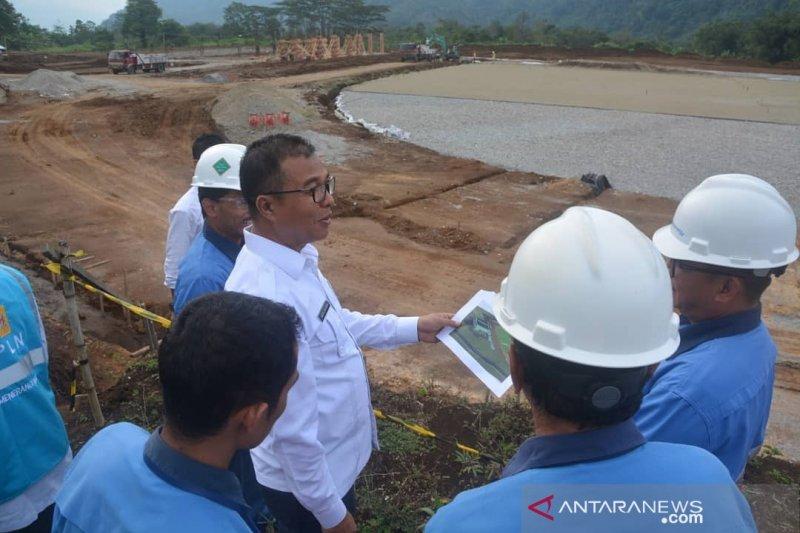 GOR senilai Rp24 miliar bantuan Supreme Energy segera bisa dinikmati masyarakat Solok Selatan