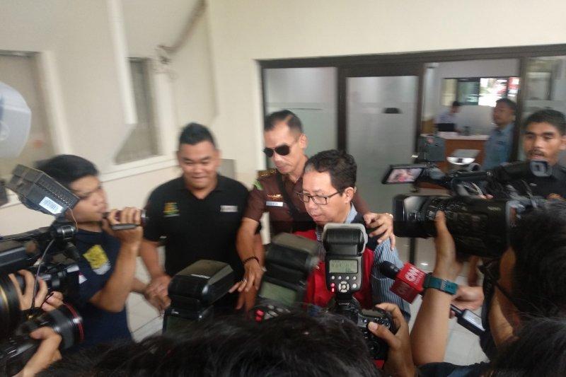Dugaan pengrusakan barang bukri, Jokdri dituntut 2,5 tahun penjara