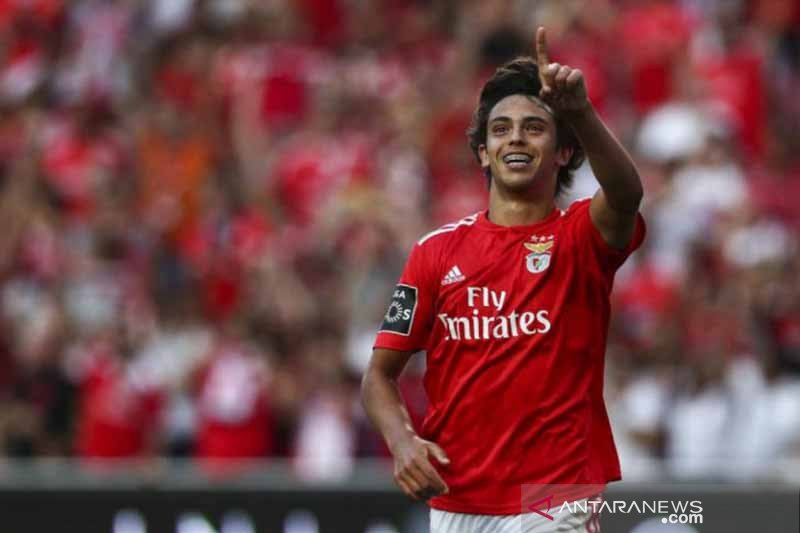 Joao Felix cedera di laga perdananya bersama Atletico Madrid