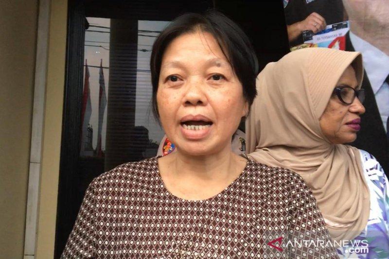 Bayi digendong korban penjambretan di Tanjung Duren tidak terluka